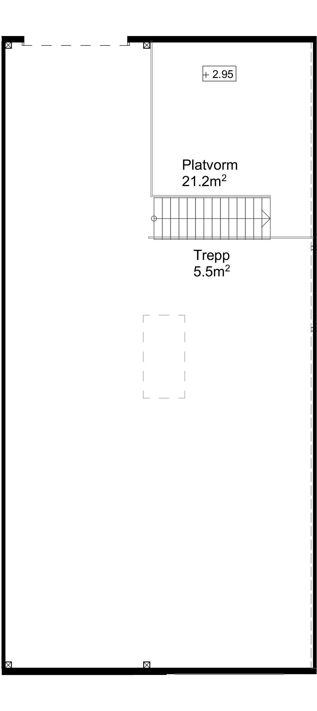 Rendi-X ladu 4 teine korrus