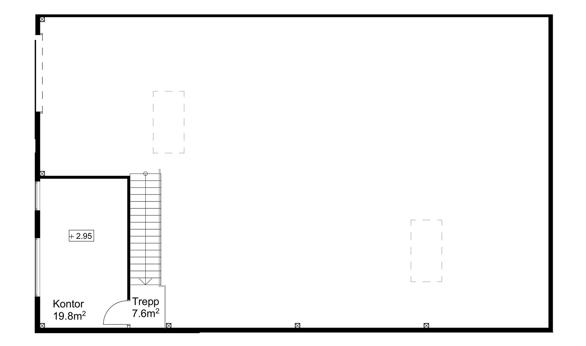 Rendi-X ladu 6 teine korrus